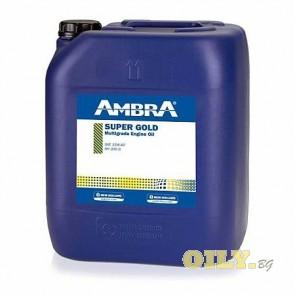 Ambra Super Gold 15W40 - 20 литра