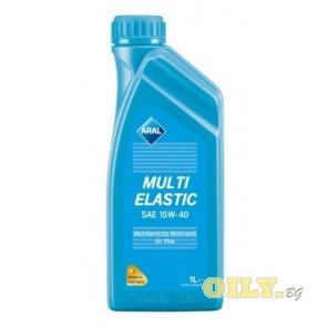 Aral Multi Elastic 15W40 - 1 литър