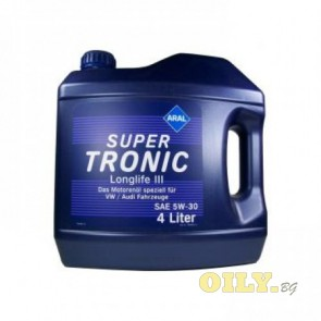 Aral Super Tronic Long Life III 5W30 - 4 литра