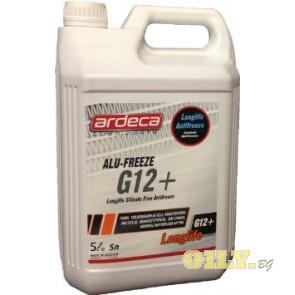 Ardeca Alu-Freeze G12+ - 5 литра
