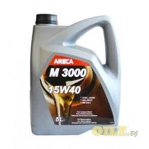 Areca M3000 15W40 - 5 литра