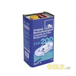 ATE TYP 200 DOT 4 - 5 литра
