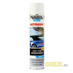 Autoland препарат за почистване на гюрук - 0,4 литра