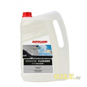 Autoland препарат за стъкла и огледала - 5 литра
