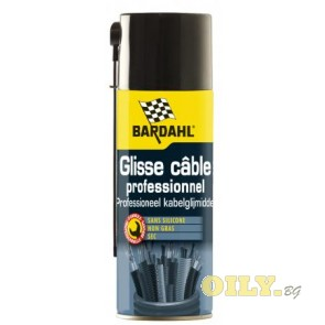 Bardahl лубрикант за изтегляне на кабели - 0,4 литра