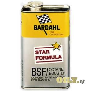 Bardahl - BSF / Octane Booster - 1 литър
