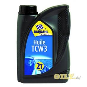 Bardahl 2T OIL TCW3 - 1 литър