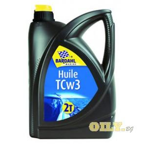 Bardahl 2T OIL TCW3 - 5 литра