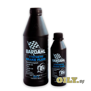 Bardahl Brake Fluid DOT 4 - 0,5 литра