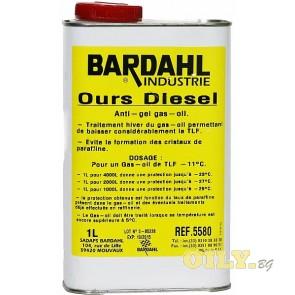 Bardahl - Дизел антифриз - препарат против замръзване на дизел - 1 литър