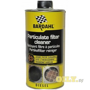 Bardahl Particulate Filter Cleaner - 1 литър