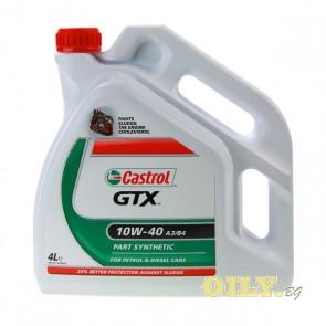 Castrol GTX 10W40 A3/B4 - 4 литра