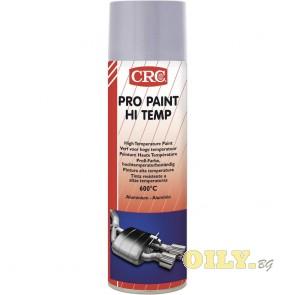 Лак - CRC Pro Paint Hi Temp - 0.500 литра