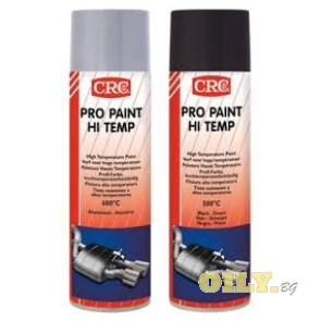 Лак - CRC Pro Paint Hi Temp - 500 мл.