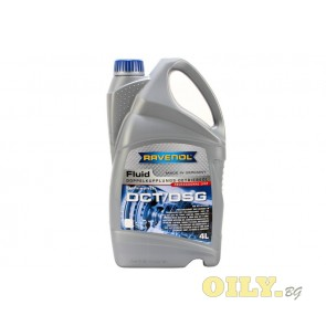 Ravenol DCT/DSG Getriebe Fluid - 4 литра