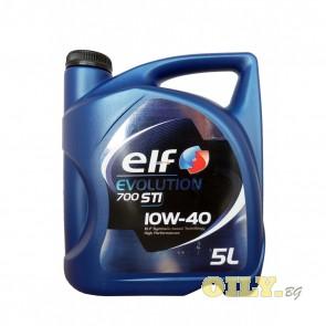 Elf Evolution 700 STI 10W40 - 5 литра