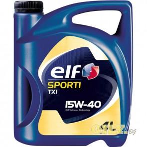 Elf Sporti TXI 15W40 - 4 литра