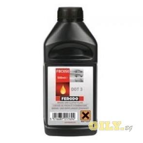 Ferodo DOT 3 - 0.5 литра