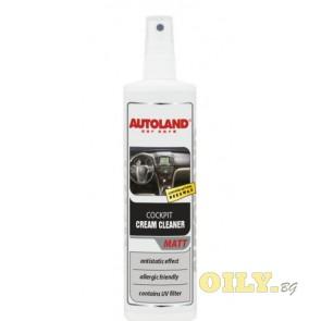 Autoland препарат за вътрешни пластмасови елементи - 0,3 литра