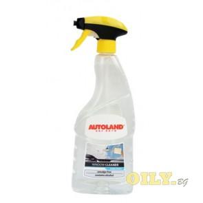 Autoland препарат за стъкла и огледала - 0,75 литра