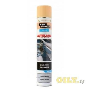 Autoland препарат за вътрешни пластмасови елементи - 0,75 литра