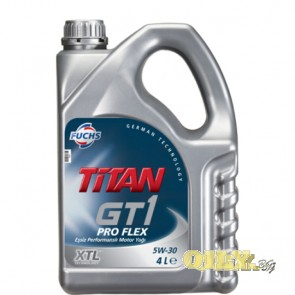 Fuchs Titan GT1 Pro Flex 5W-30 - 4 литра