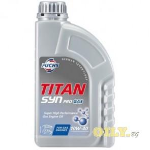 Fuchs Titan SYN Pro Gas 10W40 - 1 литър