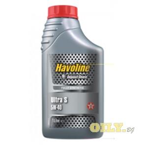 Havoline Ultra S 5W40 - 1 литър