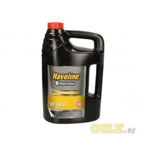 Havoline 15W40 - 5 литра