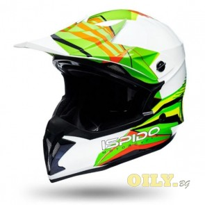 Каска Ispido Hummer Green - L