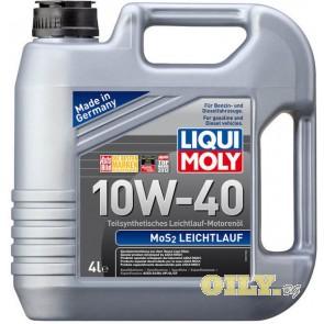 Liqui Moly MoS2 Leichtlauf 10W40 - 4 литра