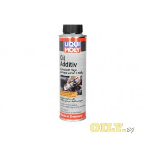 Liqui Moly Oil Additiv MoS2 - 0.300 литра