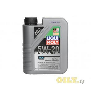Liqui Moly Special Tec AA 5W20 - 1 литър