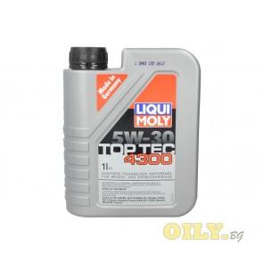 Liqui Moly Top Tec 4300 5W30 - 1 литър
