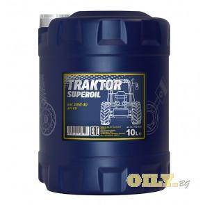 Mannol Traktor Superoil 15W40 - 10 литра