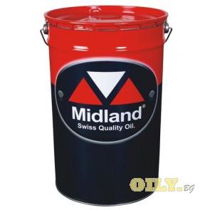 Midland Super Diesel 15W40 - 25 литра
