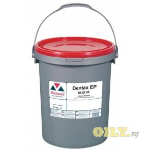 Midland Dentax EP NLGI 00 - 18 кг