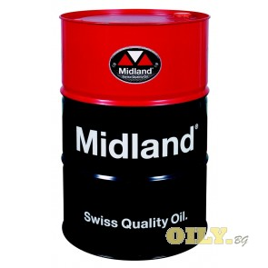 Midland High Performance 80W90 - 204 литра