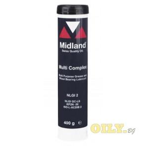 Midland Multi Complex NLGI 2 - 0.4 кг
