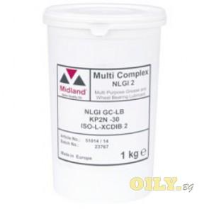 Midland Multi Complex NLGI 2 - 1 кг
