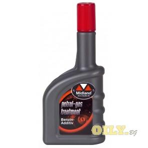 Midland Petrol - Gas Treatment - 0.375 литра