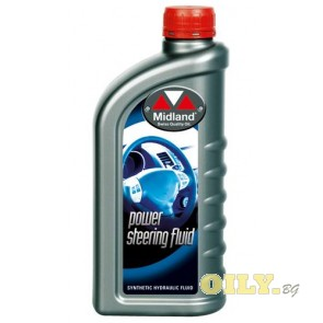 Midland Power Steering Fluid - 1 литър