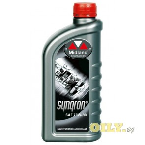 Midland Synqron 75W90 - 1 литър