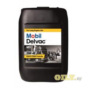 Mobil Delvac MX 15W40 - 20 литра