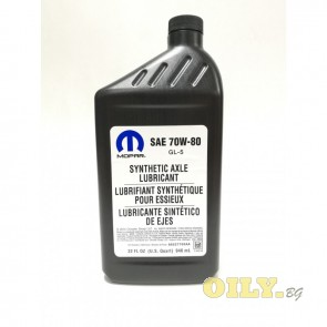 Mopar Chrysler 70W80 - 68227765AA - 1 литър