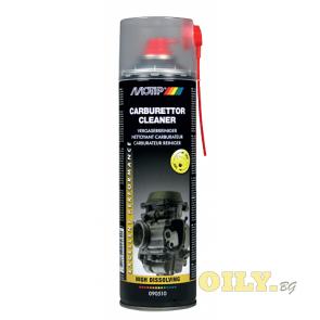 Спрей за почистване на карбуратори Motip Carburettor Cleaner - 0.500 л.