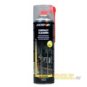 Спрей за почистване на електрически контакти Motip Contact Cleaner - 0.500 л.