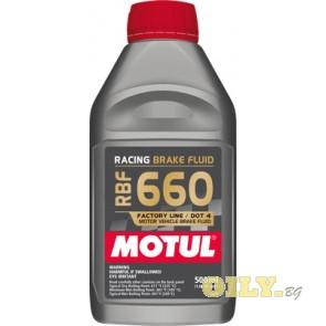 Motul RBF660 Factory Line - 0.5 литра