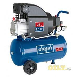 Oil Compressor Scheppach