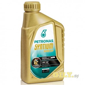 Petronas Syntium 3000 AV 5W40 - 1 литър